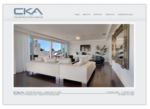 CKA Website Home Page